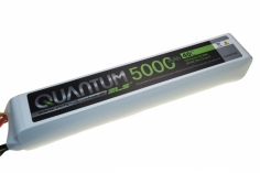 SLS Akku Quantum 5000mAh 12S1P 44,4V 40C/80C SplitPack