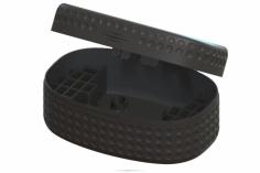 Lynx Transportbox DOT Edition für bis zu 28 Akkus in schwarz für Blade Inductrix FPV
