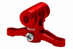 Rakonheli Hauptrotorkopf rot CNC Aluminium für Blade m SR X  und m SR S mSRS