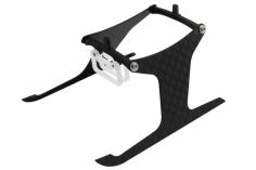 Rakonheli Landegestell in schwarz für Blade m SR X und m SR S