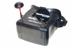 BeeRotor Videobrille 5,8GHz 40Kanäle 5Zoll mit Diversity Modul