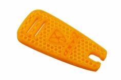 OXY Ersatzteil Rotorblattauflage Ninja Flex in orange für den OXY2