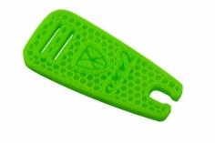 OXY Ersatzteil Rotorblattauflage Ninja Flex in grün für den OXY2