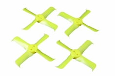 Furious FPV High Performance Propeller 2036-4 in gelb 4 Stück je 2x cw und 2x ccw