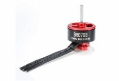 Racerstar Racing Brushless Motor BR0703 12000KV 1-2S für 1.0mm Welle