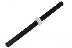 Rakonheli Hauptrotorwelle Carbon und Alu Stellring in silber für Blade 130 S