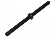 Rakonheli Hauptrotorwelle Carbon und Alu Stellring in schwarz für Blade 130 S