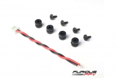 Furious FPV Hardware Dämpfer Set Acrowhoop