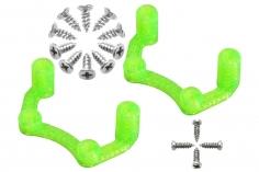Rakonheli Halterung für Flugcontroller in grün für Rakonheli Brushless Whoop FPV Rahmen 66BLW und 76BLW