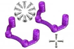 Rakonheli Halterung für Flugcontroller in violette für Rakonheli Brushless Whoop FPV Rahmen 66BLW und 76BLW