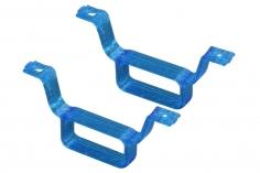 Rakonheli Akku Halterung in blau für Rakonheli Brushless Whoop FPV Rahmen 66BLW981