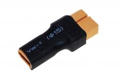 Adapter XT30 Stecker auf XT60 Buchse