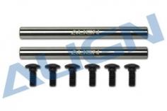 Align Hauptrotorblattlagerwelle 2 Stück T-REX 700