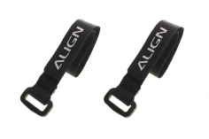 Align Klettband 2 Stück 210cm x 1,4cm