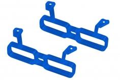 Rakonheli Akku Halterung für 2 Akkus in blau für Rakonheli Brushless Whoop FPV Rahmen