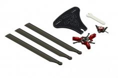 OXY Ersatzteil 3-Blatt Rotorkopf Set für den OXY2