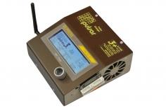 Profi- Akkulader Pulsar 3+ mit eingebautem Bluetooth und WLAN Modul ohne Netzgerät, max. 2500Watt, 12-48Volt, 1-14S