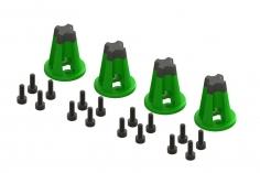 Lynx Landegestell in grün/schwarz für den original Rahmen LX2601 vom Blade Torent 110 FPV