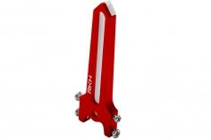 Rakonheli Taumelscheibenführungs-Set Alu in rot für Blade 130 S