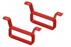 Rakonheli Akku Halterung 17 x 6.5 mm in rot für Rakonheli Brushless Whoop FPV Rahmen