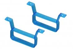 Rakonheli Akku Halterung 17 x 6.5 mm in blau für Rakonheli Brushless Whoop FPV Rahmen