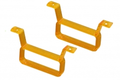 Rakonheli Akku Halterung 17 x 6.5 mm in orange für Rakonheli Brushless Whoop FPV Rahmen