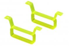 Rakonheli Akku Halterung 17 x 6.5 mm in gelb für Rakonheli Brushless Whoop FPV Rahmen