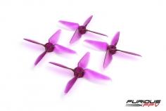 Furious FPV Rage Propeller 3054-4 in violett 4 Stück je 2x cw und ccw