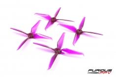 Furious FPV Rage Propeller 5042-4 in violet 4 Stück je 2x cw und ccw