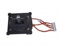 FrSKY Taranis Q X7 M7-R Gimbal mit Hall-Sensoren