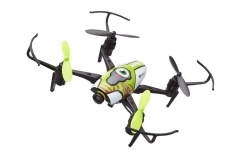 Revell Control Quatrocopter Spot VR mit FPV (Live-Video-Übertragung) Kamera und VR-Brille