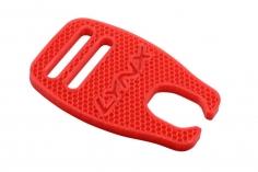Lynx Rotorblattauflage Ninja Flex in rot für den Goblin 630 700 770