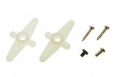 MKS Servohorn Set für DS95/i/92/A+/93/6125E/6188, HV93/i/6125E
