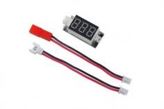 Digitaler Battery Checker für 1S Lipo Akkus