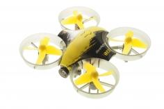 BeeRotor TinyBee 78mm Micro FPV Racing Quadcopter BNF für Futaba FHSS