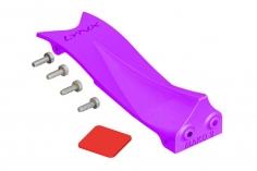 Lynx MAKO 2 BL FPV Racer Abdeckung Type B (geschlossen) in violette
