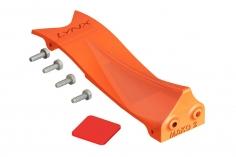 Lynx MAKO 2 BL FPV Racer Abdeckung Type B (geschlossen) in orange