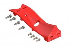Lynx MAKO 2 BL FPV Racer Abdeckung Type A (mit Öffnung für FPV Antenne) in rot
