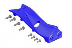 Lynx MAKO 2 BL FPV Racer Abdeckung Type A (mit Öffnung für FPV Antenne) in blau