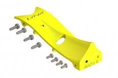 Lynx MAKO 2 BL FPV Racer Abdeckung Type A (mit Öffnung für FPV Antenne) in gelb