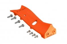 Lynx MAKO 2 BL FPV Racer Abdeckung Type A (mit Öffnung für FPV Antenne) in orange