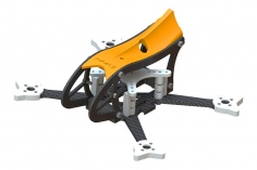 Lynx MAKO 2 FPV Racer Rahmen Set in orange für Blade Torrent 110 FPV