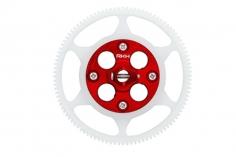 Rakonheli Hauptzahnrad in rot mit 104 Zähnen für Blade 150 S, 180 CFX und 180 CFX Trio