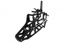 Rakonheli Hauptrahmen aus Carbon in schwarz für Blade 180 CFX und 180 CFX Trio