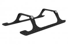 Rakonheli Landegestell Carbon in schwarz für Blade 150 S, 180 CFX und 180 CFX Trio