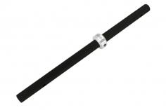 Rakonheli Hauptrotorwelle Carbon und Alu Stellring in silber für  Blade 150 S, 180 CFX und 180 CFX Trio