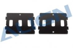 Align Gyro Montagepaltte 2 Stück für T-REX 470L