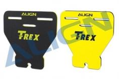 Align Rotorblattauflage Dreiblatt F3C für T-REX 760X