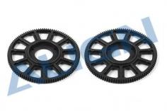 Align Autorotationszahnrad 104 Zähne 2 Stück für T-REX 470LT