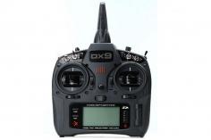 Spektrum DX9 9-Kanal Black Edition DSMX System